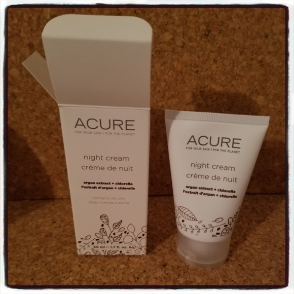 Acure Other - Acure Night Cream